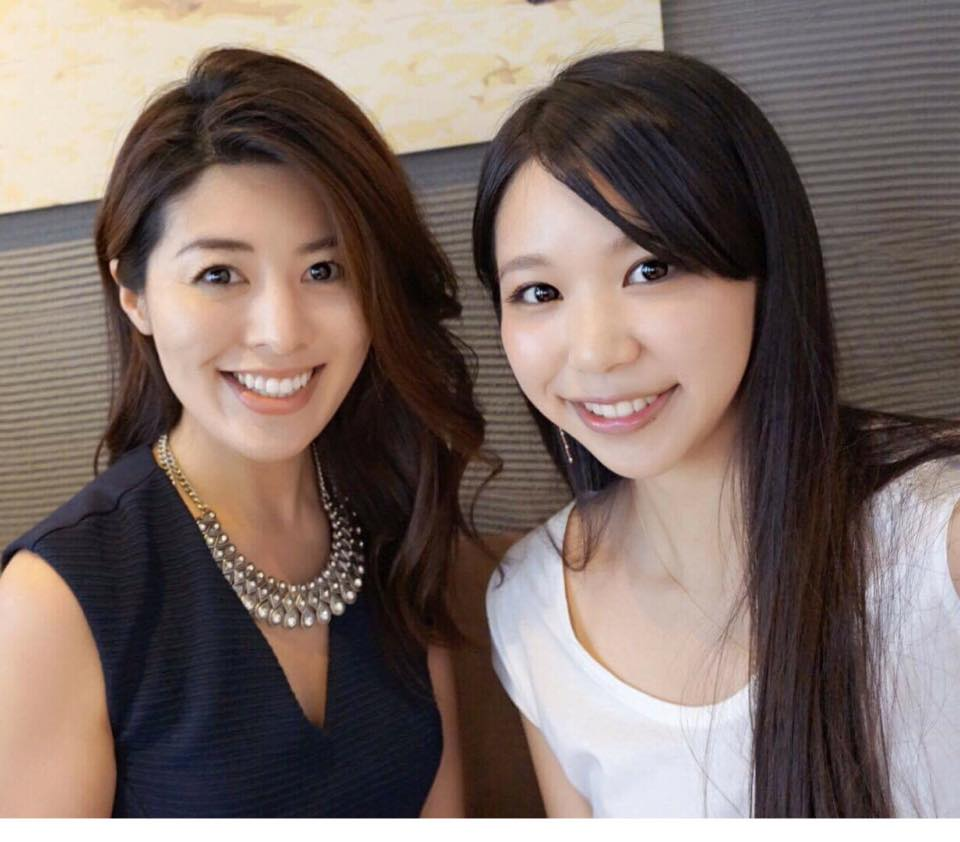 IRC NY, IRC JAPAN 安積陽子
