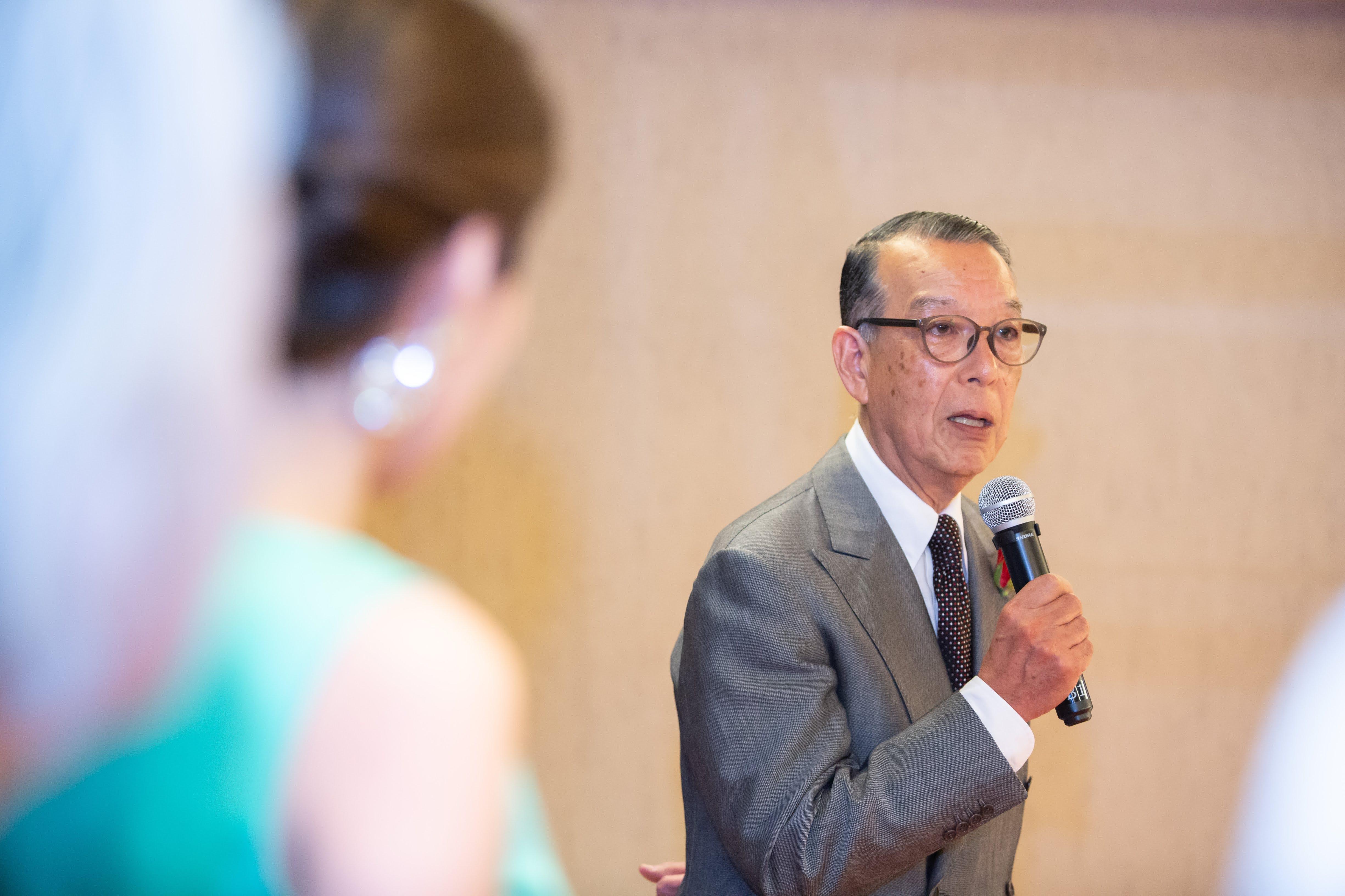 赤峰幸生 先生 安積陽子 クラスアクト