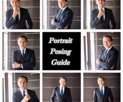 イメージコンサルタントのためのポージングガイド